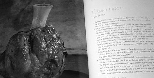 Une recette extraite de mon  livre Carnet de recette